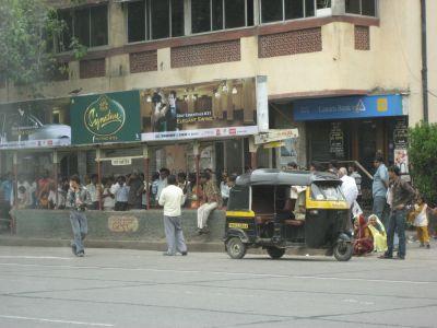 Mumbai: Busstation