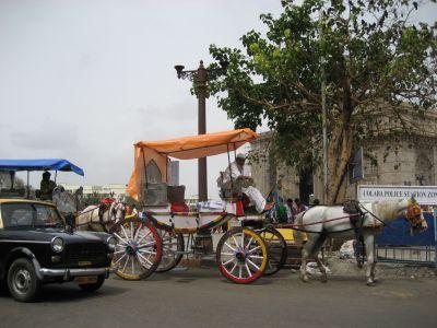Mumbai: Kutscher