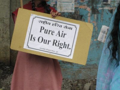 Pune: Pure Air