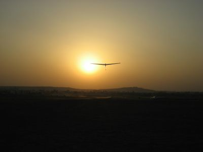 Pune: Segelflug