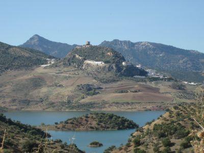 Andalusien_Fahrt nach Ronda