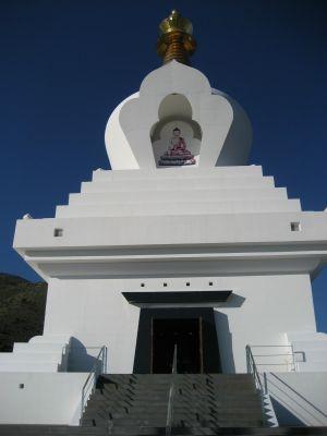 Mijas - Buddhatempel