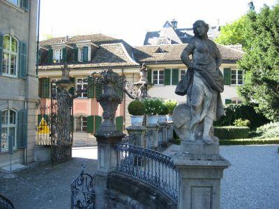Zürich: Barockgarten
