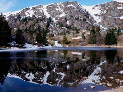 Bergseewanderung: Lac du Forlet
