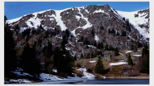 Bergseewanderung: Ausgangspunkt Lac du Forlet