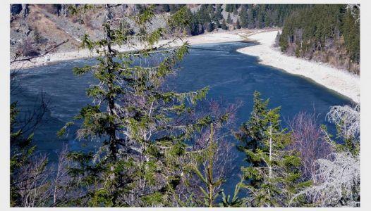 Bergseewanderung: Am Col du Lac