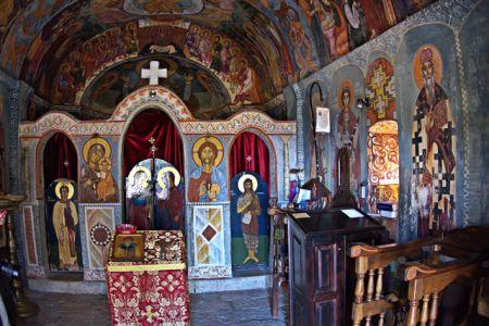 Kloster bei Sveti Stefan