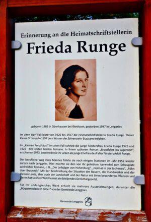 Frieda Runge