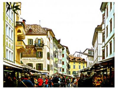 Bozen: Altstadt