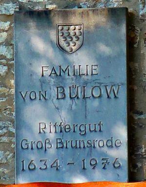 Ehemaliges Rittergut der Familie Bülow