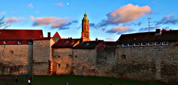 Die Einbecker Stadtmauer