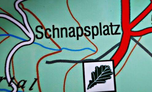 Richtung Schnapsplatz