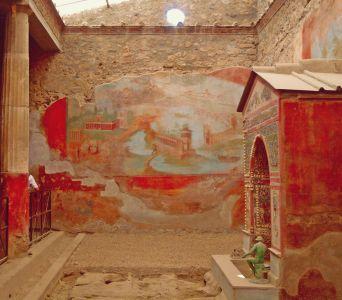 Pompeji - Haus der kleinen Brunnen