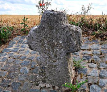 Steinkreuz auf dem Olla