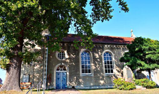 Die Kirche von Groß Brunsrode