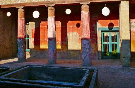 Pompeji - Villa
