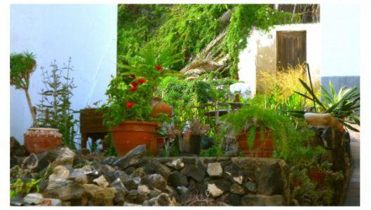 Wanderung Barranco de Ruiz