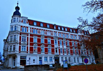 Zeitzer Altstadt