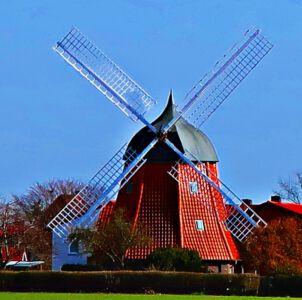 Windmühle in Wendeburg-Zweidorf