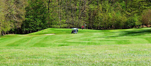 Golfplatz bei Bünte