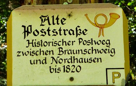 Alte Poststraße
