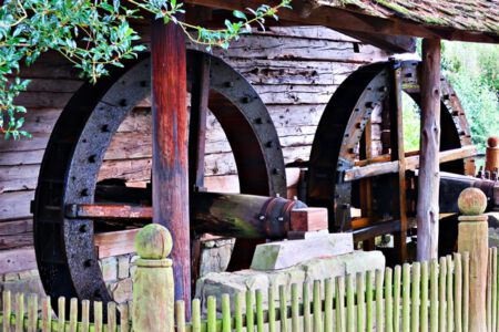 Tiroler Wassermühle