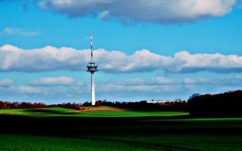 Fernsehturm in Broitzem