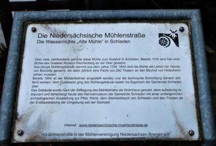 Niedersächsische Mühlenstraße