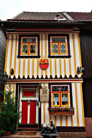 Das kleinste Haus im Westharz
