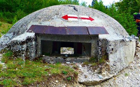Im Land der Bunker