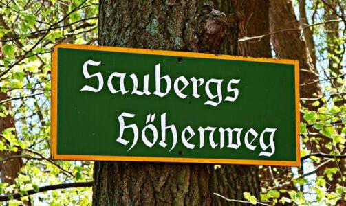 Saubergshöhenweg