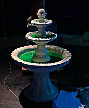 Klischee oder Bühnenschmuck