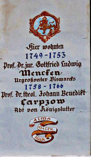Professorenhäuser