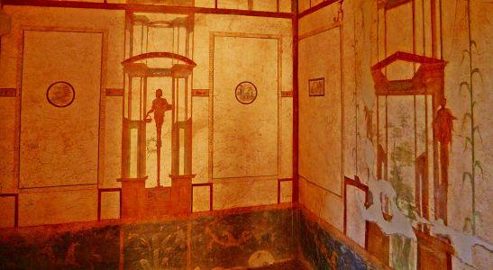 Pompeji - Fullonica di Stephanus
