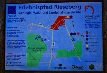 Erlebnispfad Rieseberg