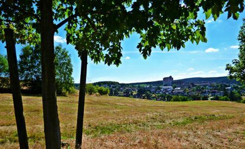 Blick auf Altenau