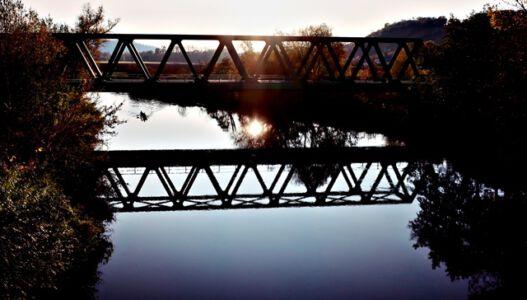 Brücke bei Roßbach