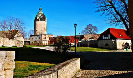 Burganlage Neuenburg