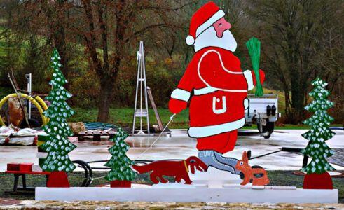 Weihnachten in Rehehausen