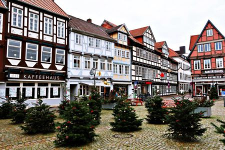 Weihnachtsfeeling in Celle
