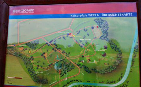 Geopark Kaiserpfalz Werla