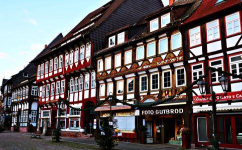 Einbeck Fachwerkhäuser