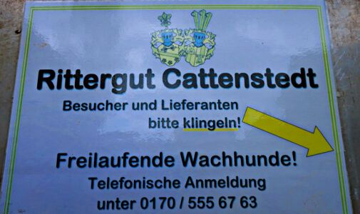 Rittergut Cattenstedt