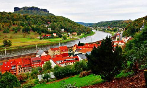 Rundwanderweg Festung Königstein