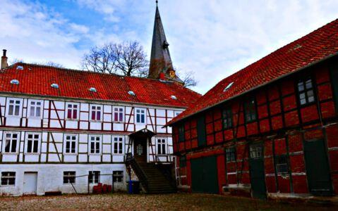Gutshof in Beierstedt