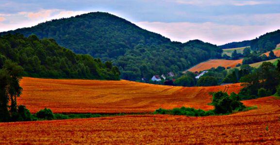 Landschaft bei Alfeld