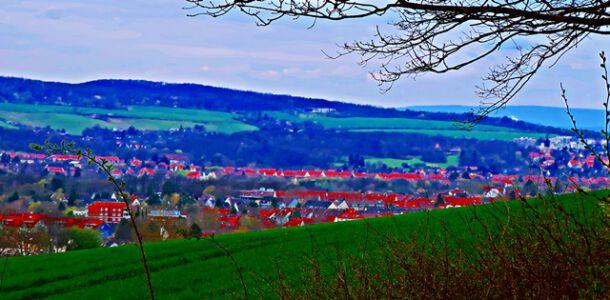 Im Vorholz bei Hildesheim