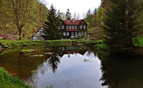 Gasthaus Wolfsbachmühle