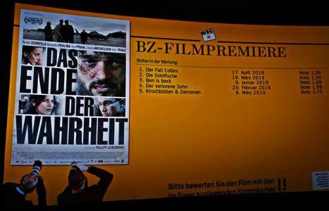 Filmpremiere im C1