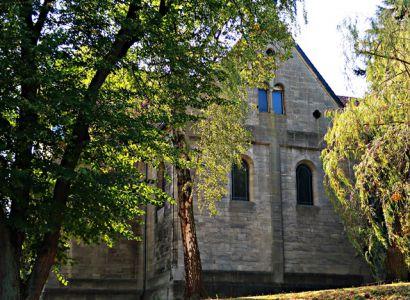 Frellstedt: Evangelische Kirche